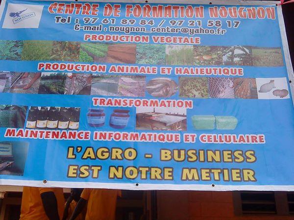 BOURSE DE FORMATION EN AGROBUSINESS POUR JEUNESENTREPRENEURS.